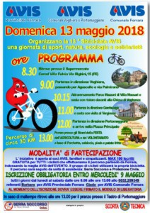 13° SBICICLATA AVIS nelle TERRE del DUCA @ Ferrara | Ferrara | Emilia-Romagna | Italia