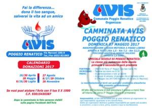 Camminata AVIS Poggio Renatico @ Poggio Renatico (FE) | Poggio Renatico | Emilia-Romagna | Italia