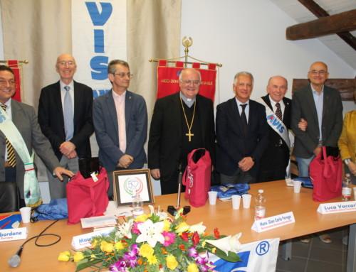 90 anni di AVIS Nazionale, 50 anni di AVIS Comunale Ferrara. La solidarietà attraverso il dono.