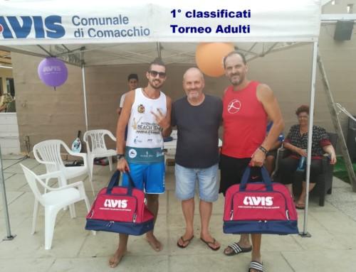 Torneo di Beach Tennis 29/07/2018