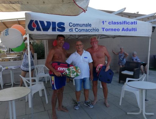 Torneo di Beach Tennis 12/08/2018