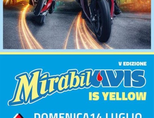 MIRABILAVIS 2019 is yellow