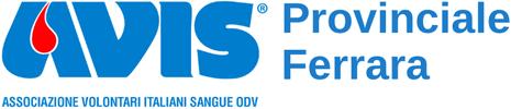 AVIS Provinciale Ferrara Logo